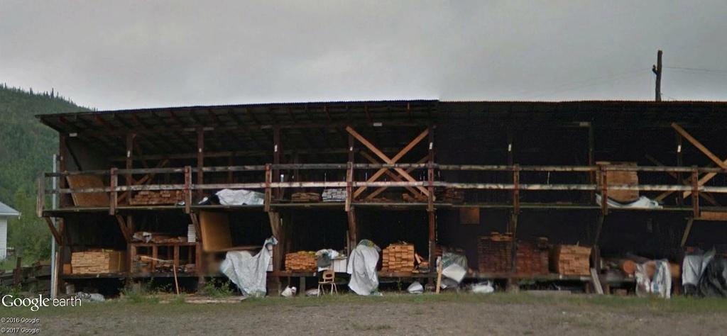 Dawson City, ville témoin de la ruée vers l'or du Klondike. - Page 5 A106