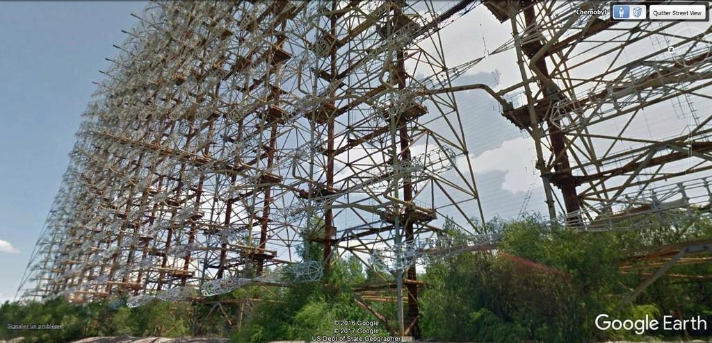 Mystérieux projet Duga 3 ouest, l'OEIL de Moscou, Ukraine, ex URSS A130
