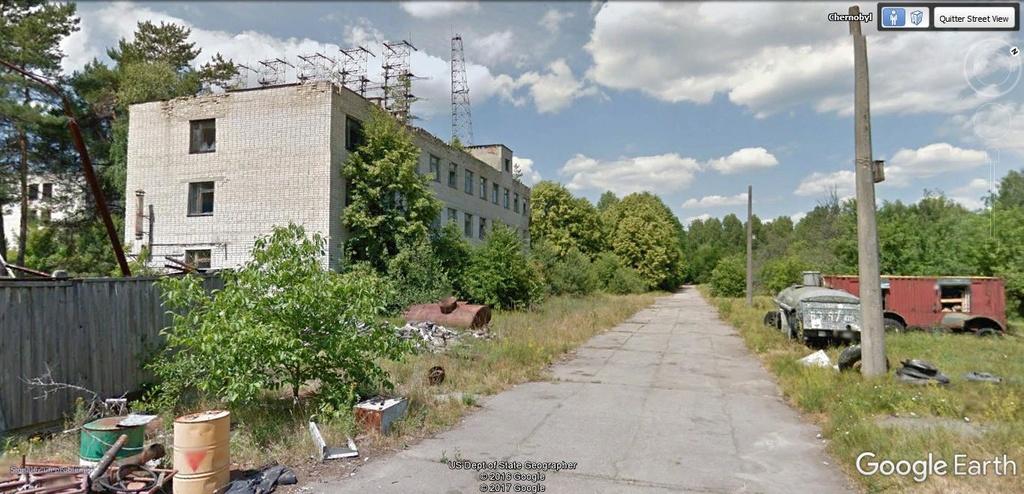 Mystérieux projet Duga 3 ouest, l'OEIL de Moscou, Ukraine, ex URSS A133