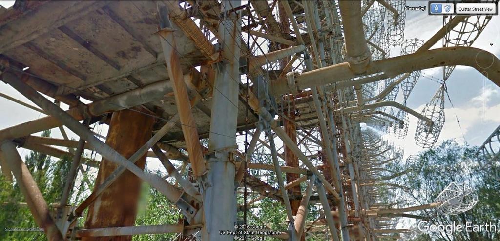 Mystérieux projet Duga 3 ouest, l'OEIL de Moscou, Ukraine, ex URSS A141
