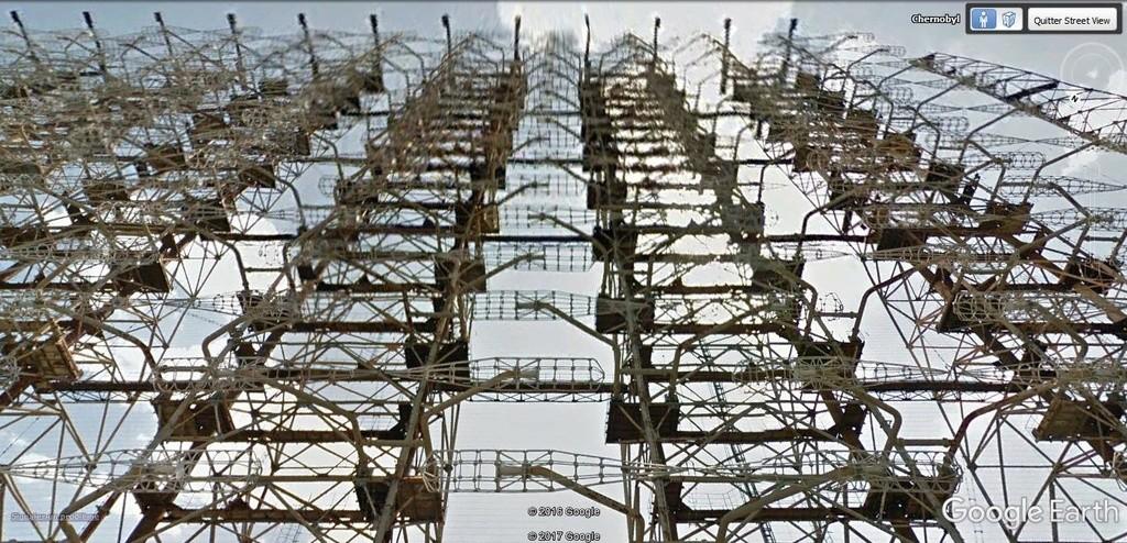 Mystérieux projet Duga 3 ouest, l'OEIL de Moscou, Ukraine, ex URSS A142