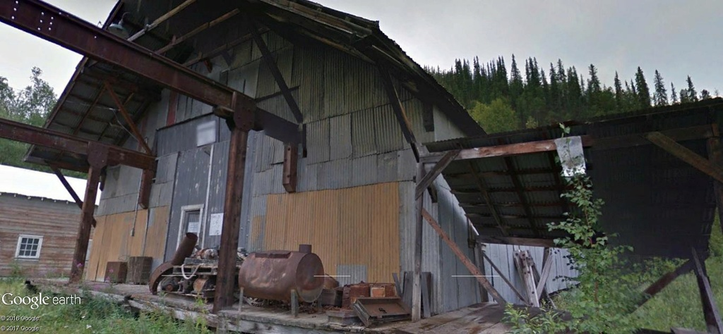 Dawson City, ville témoin de la ruée vers l'or du Klondike. - Page 5 A96