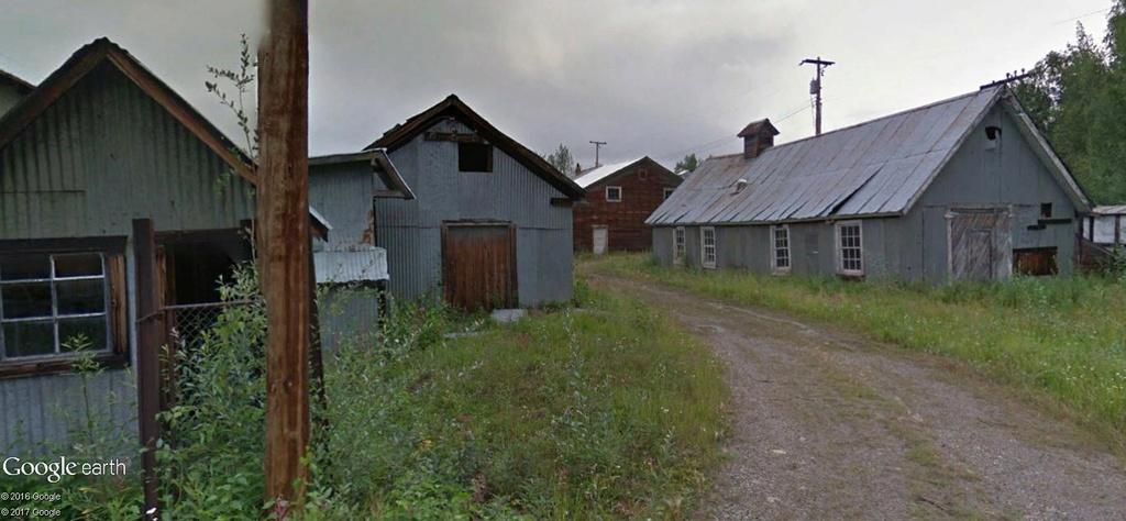 Dawson City, ville témoin de la ruée vers l'or du Klondike. - Page 5 A97