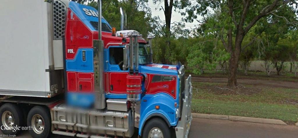 STREET VIEW : LA VIE DU RAIL EN AUSTRALIE - Page 3 Beau_c11