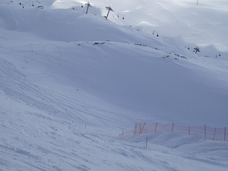 [Val d'Isère] Modifications/améliorations sur les pistes Dsc07010