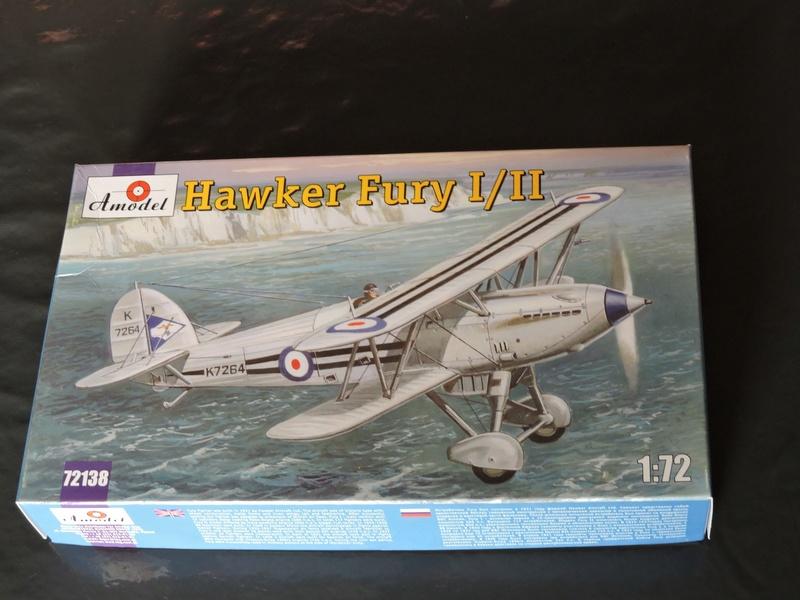 [amodel] Fury MKI Hawker10