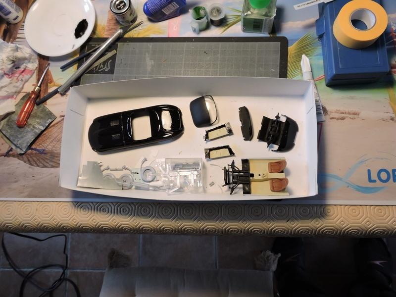 [AIRFIX] JAGUAR TYPE E 1/32 Jaguar10