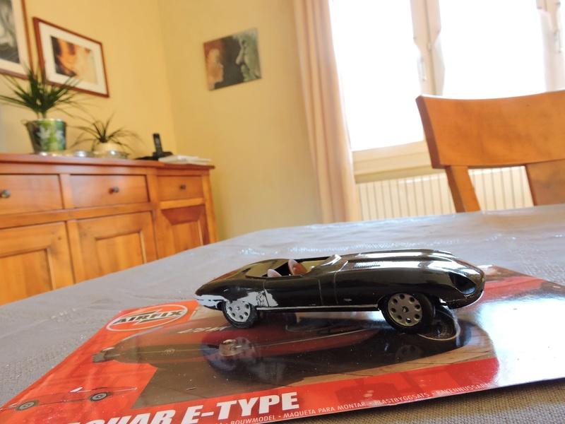 [AIRFIX] JAGUAR TYPE E 1/32 Jaguar12