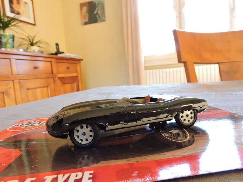 [AIRFIX] JAGUAR TYPE E 1/32 Jaguar13