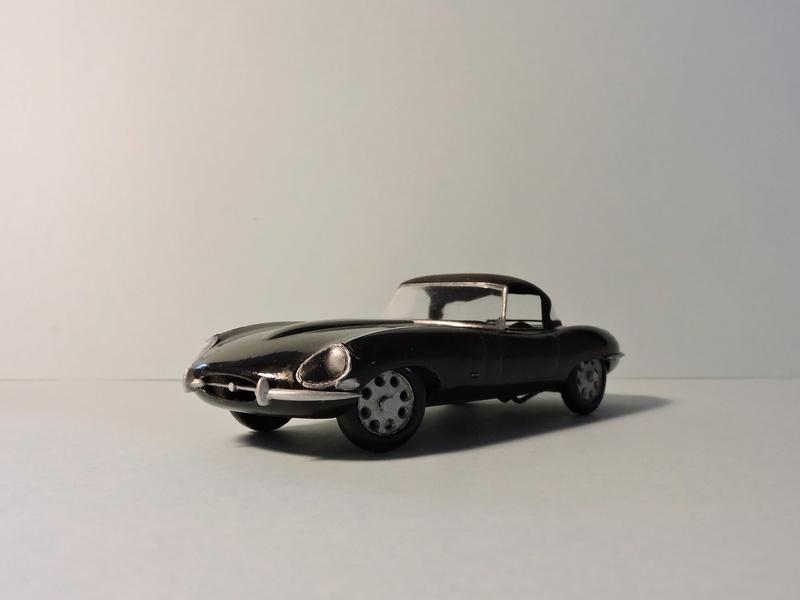 [AIRFIX] JAGUAR TYPE E 1/32 Jaguar17