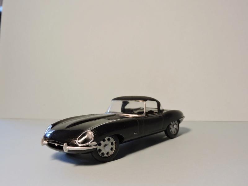 [AIRFIX] JAGUAR TYPE E 1/32 Jaguar18