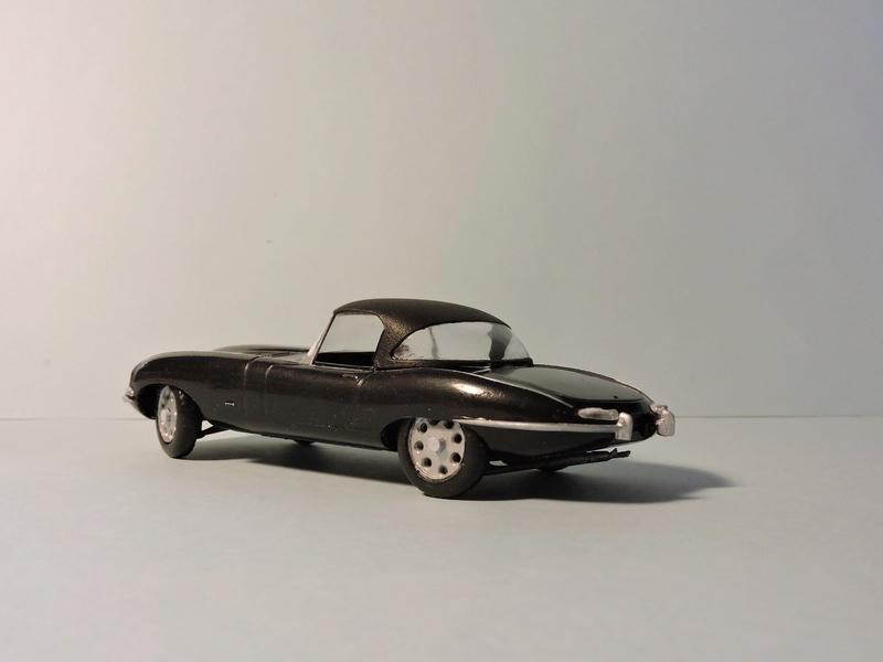 [AIRFIX] JAGUAR TYPE E 1/32 Jaguar19