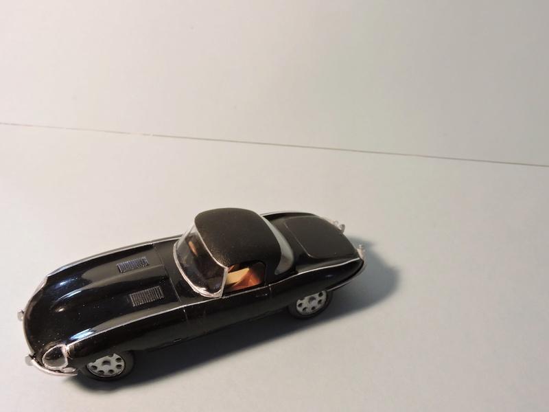 [AIRFIX] JAGUAR TYPE E 1/32 Jaguar20