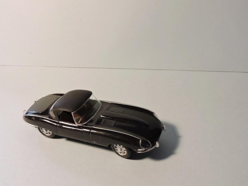 [AIRFIX] JAGUAR TYPE E 1/32 Jaguar21