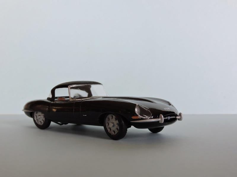 [AIRFIX] JAGUAR TYPE E 1/32 Jaguar22