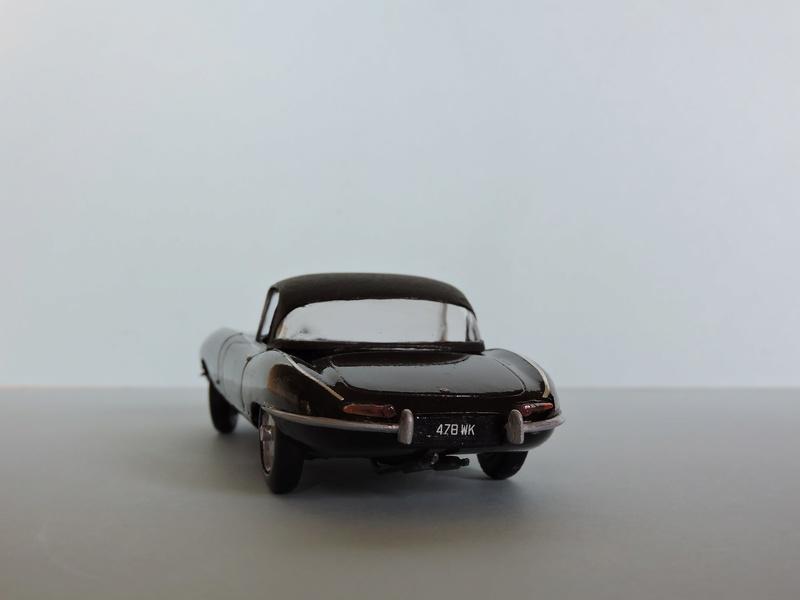 [AIRFIX] JAGUAR TYPE E 1/32 Jaguar23