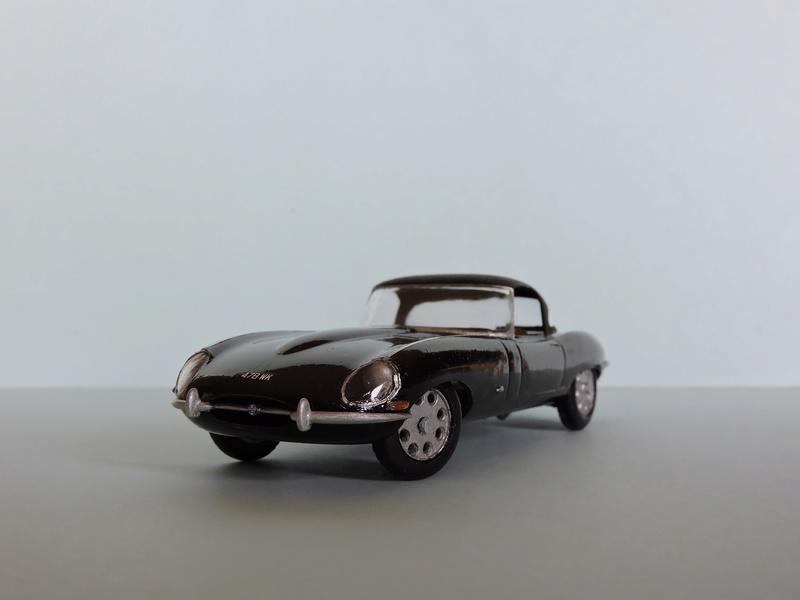 [AIRFIX] JAGUAR TYPE E 1/32 Jaguar24