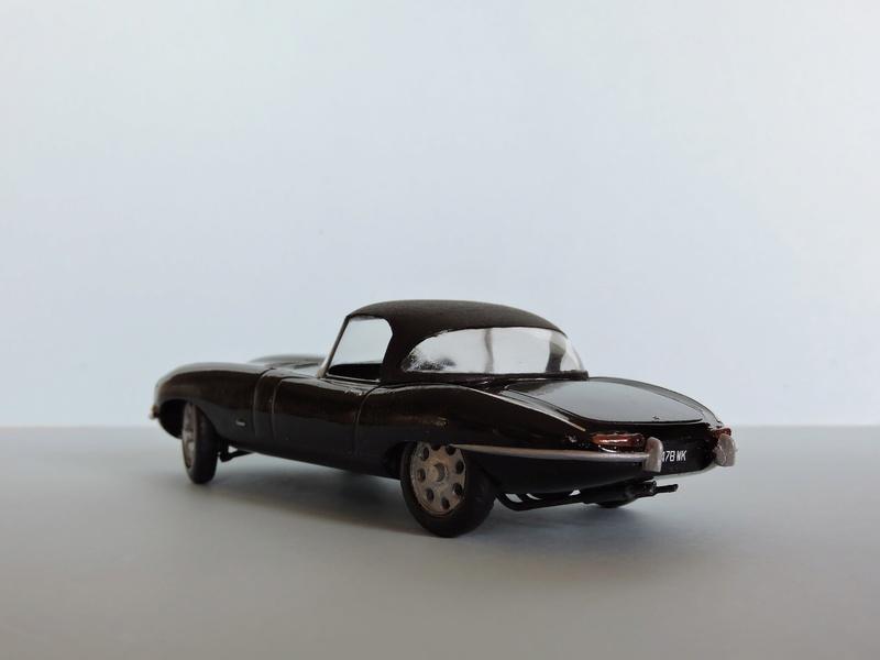 [AIRFIX] JAGUAR TYPE E 1/32 Jaguar25