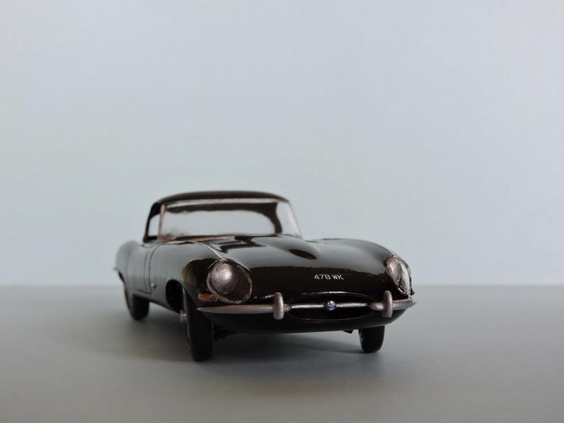 [AIRFIX] JAGUAR TYPE E 1/32 Jaguar26
