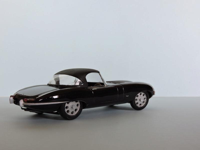 [AIRFIX] JAGUAR TYPE E 1/32 Jaguar27