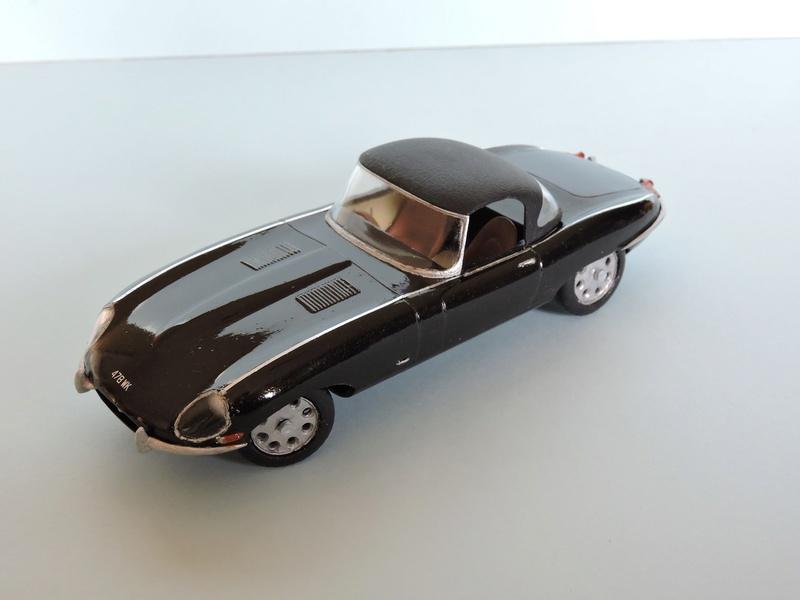 [AIRFIX] JAGUAR TYPE E 1/32 Jaguar28