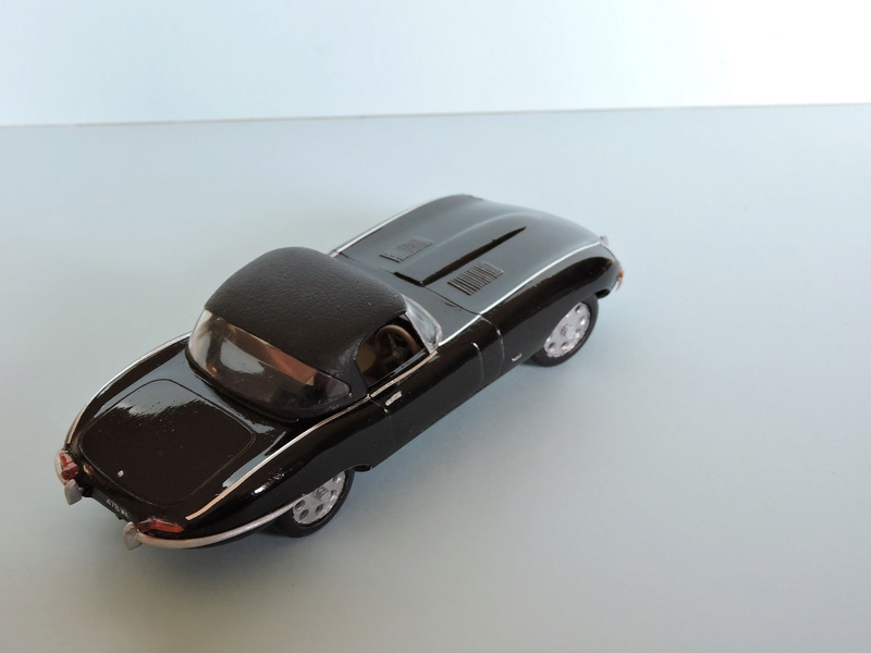 [AIRFIX] JAGUAR TYPE E 1/32 Jaguar29