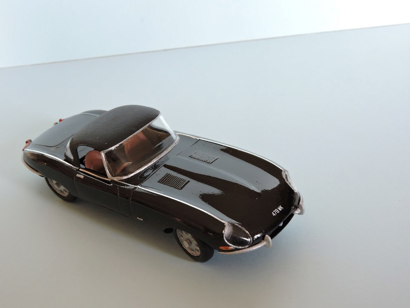 [AIRFIX] JAGUAR TYPE E 1/32 Jaguar30