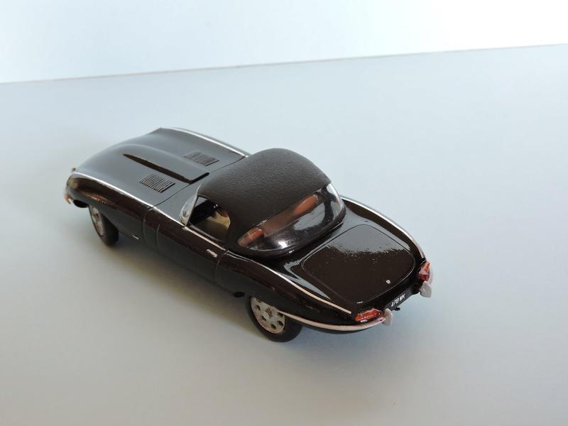[AIRFIX] JAGUAR TYPE E 1/32 Jaguar31