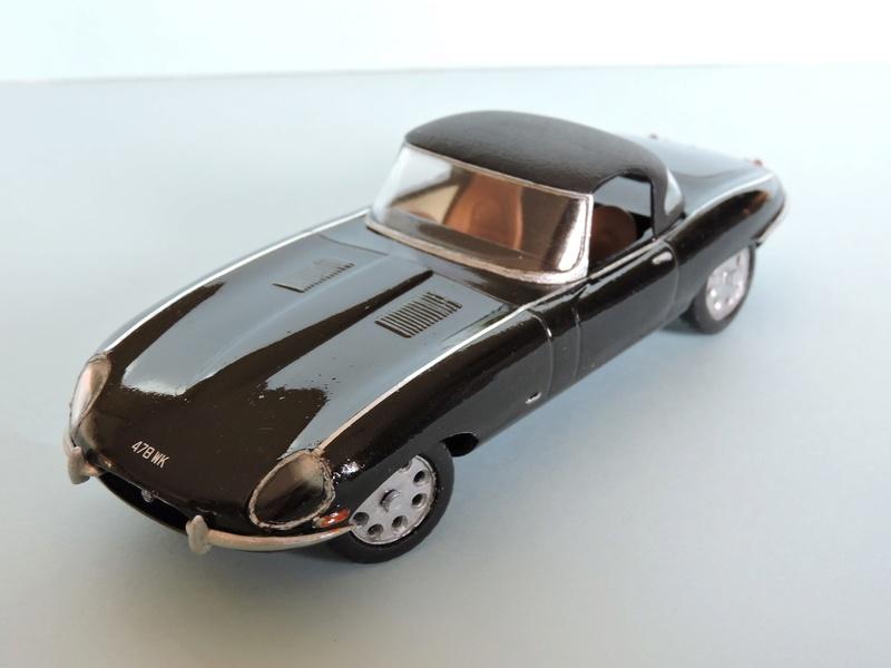 [AIRFIX] JAGUAR TYPE E 1/32 Jaguar32