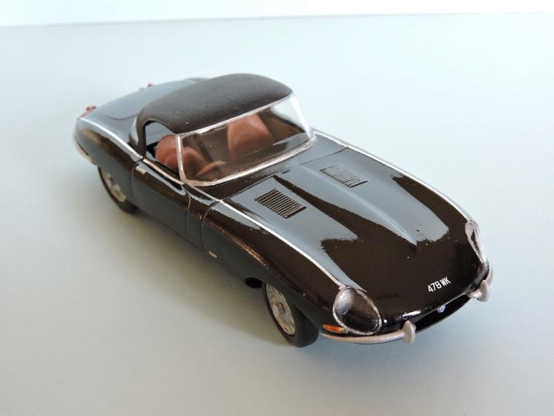 [AIRFIX] JAGUAR TYPE E 1/32 Jaguar33