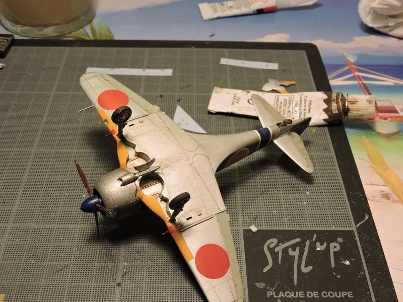 [hasegawa]nakajima KI-44-II SHOKI TOJO - Page 2 Ki_44_44