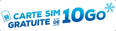 Bouygues Telecom offre une carte sim de 10Go pour tester sa 4G au sport d'hiver 14869910