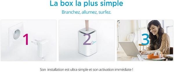 Bouygues Telecom lance sa 4G box, dès aujourd'hui, pour les zones peu denses 4gbox210