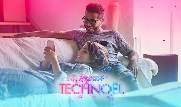 Le plein de cadeaux chez Bouygues Telecom avec l'opération: Technoel Techno12