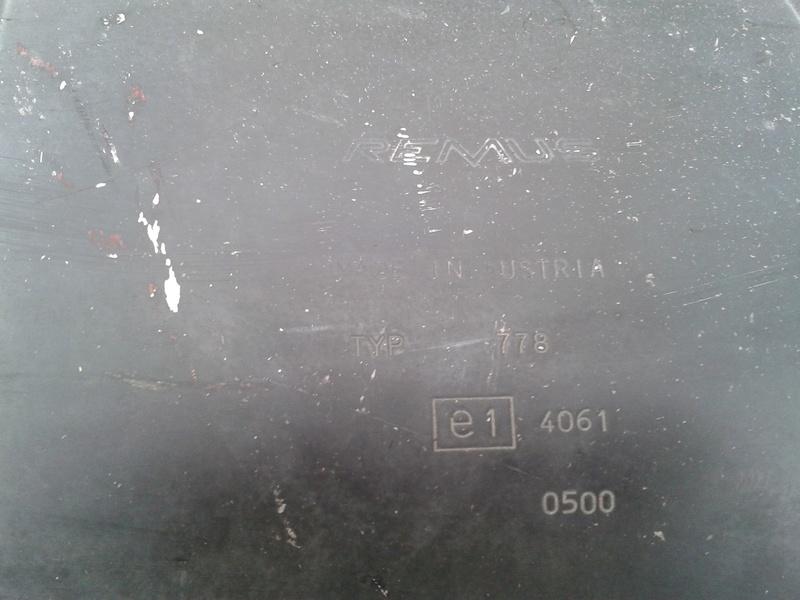 [vends] silencieux Remus Punto GT 0310