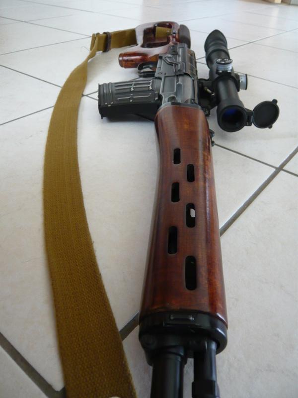 Vends SVD Dragunov avec Lunette POSP P1080314