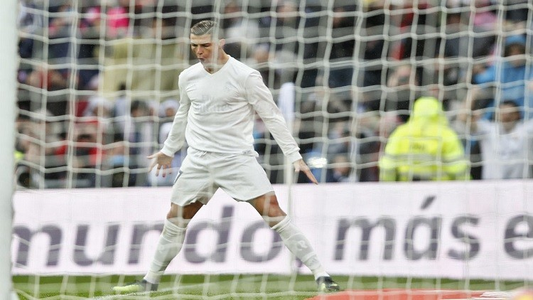 رونالدو يحقق رقما قياسيا جديدا مع ريال مدريد ! 583ae810