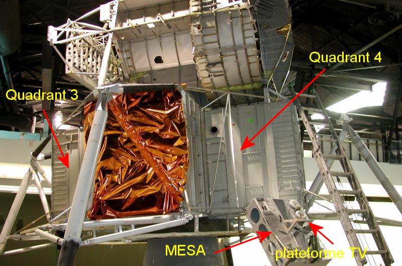 Page Wikipédia sur Apollo 11. Lm13ya10