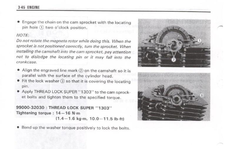 Rimontaggio testa e cilindro (messa in fase) Immagi12