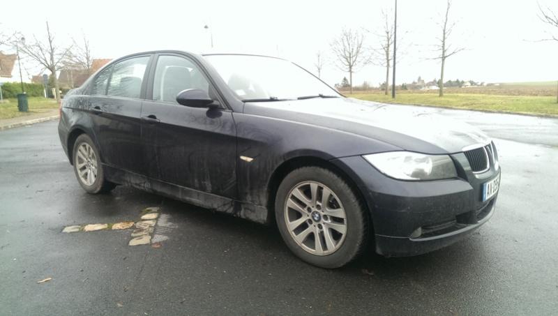 BMW 318D PACK CONFORT Imag0011