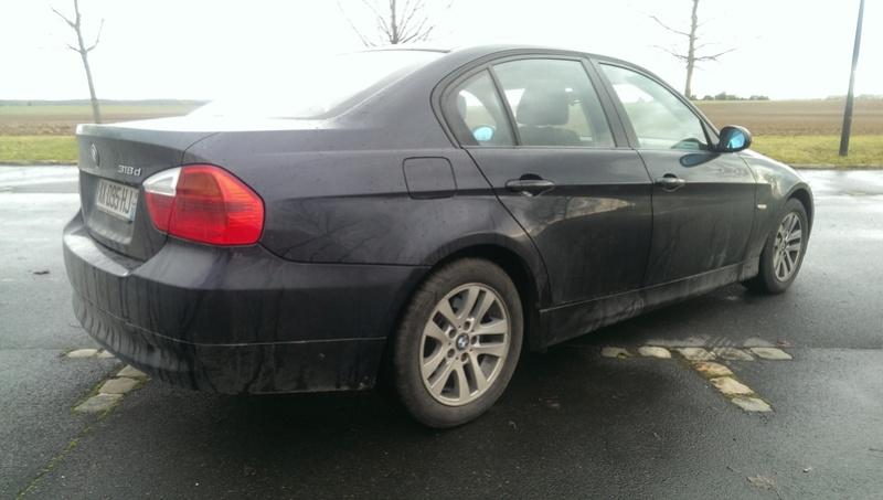 BMW 318D PACK CONFORT Imag0012