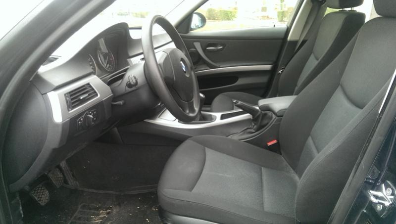 BMW 318D PACK CONFORT Imag0013