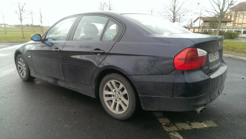 BMW 318D PACK CONFORT Imag0014