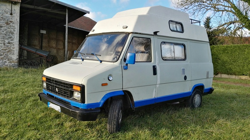 CITROEN C25 CAMPING-CAR DIESEL 6 PLACES  Img_2019