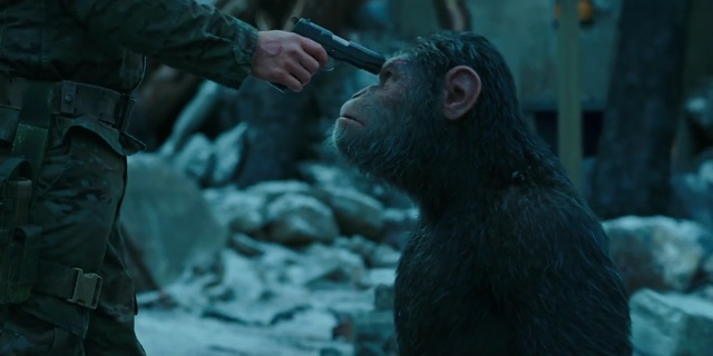 WAR OF THE PLANET OF THE APES  23782910