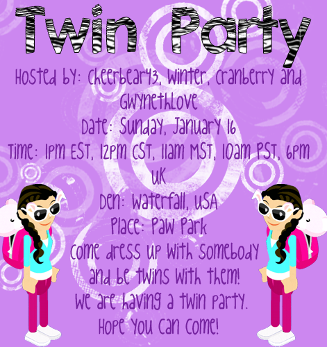 Twin Party! Twin10