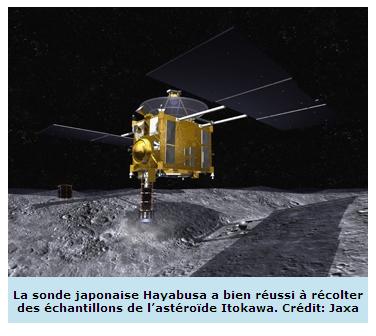 Mission Hayabusa (2003-2010) - Page 23 Hayabu10