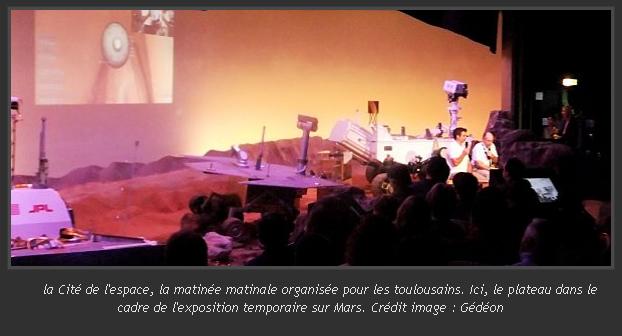 Aller vivre l'atterrissage de MSL à la cité de l'espace de Toulouse Msl-to10