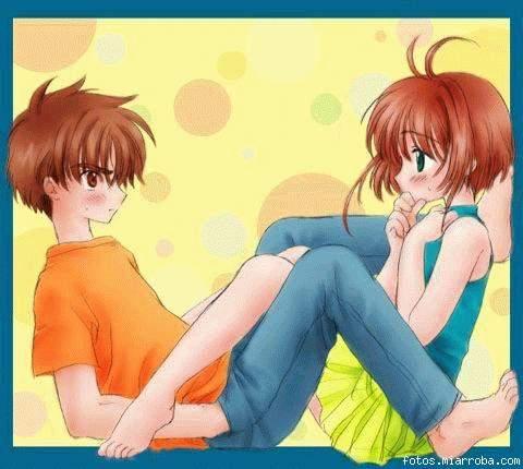 Sakura y Sahoran (L) Syaora10