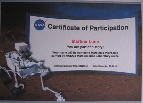 [Curiosity/MSL] Certificat de participation Copie_12